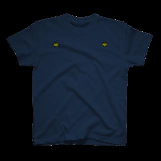 tomo-miseのkamon 十大紋-桐紋 (五三桐)(ステッカー) T-shirts