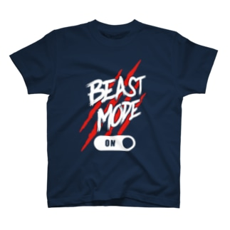 BEAST MODE ON 01 T-shirts