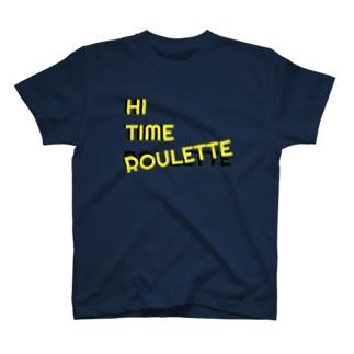 HI TIME ROULETTE T-shirts