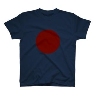 日の丸Tシャツ T-shirts