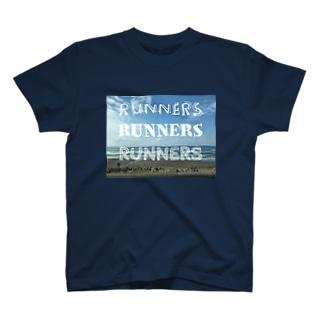 ランナーズTシャツ T-shirts