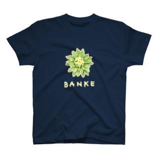 ばんけ T-shirts