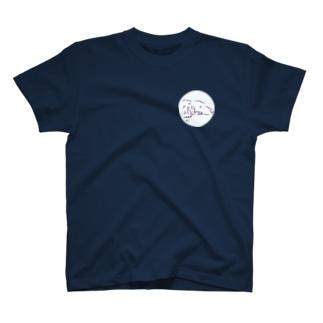 FCR水色 T-shirts