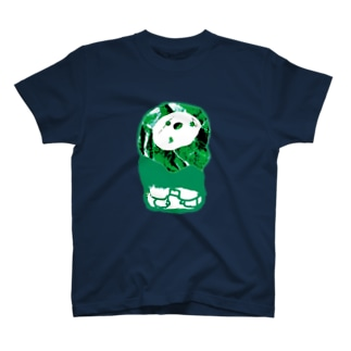 稽古中ガア T-shirts
