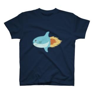 最強マンボウTシャツ T-shirts