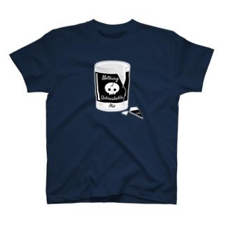 形あるものはいつか壊れる T-shirts