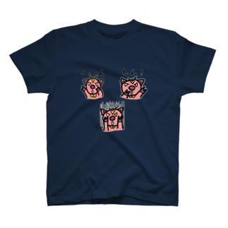 だべやブ~(へ~んしん!) T-shirts