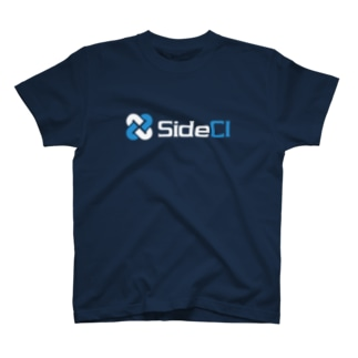 SideCI White T-shirts