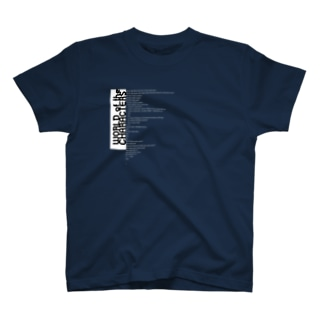 ZAKYARAソースコードT T-shirts