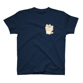 《シンプル》*ちわわ(イケイケ)* T-shirts