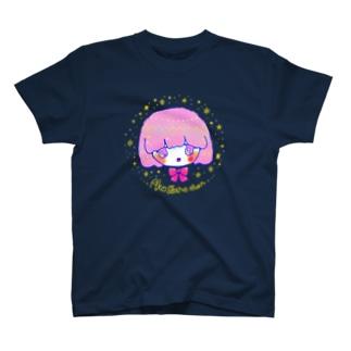 あこがれちゃん リボン T-shirts