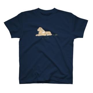 ライオンラビッツ T-shirts