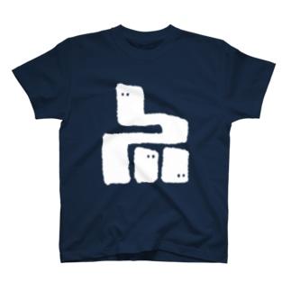 ARuFaの公式グッズ屋さんのお化け T-shirts