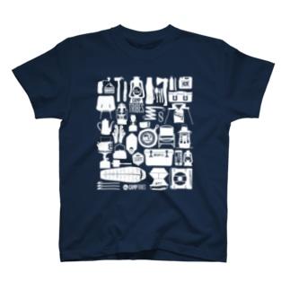 T12.White T-shirts