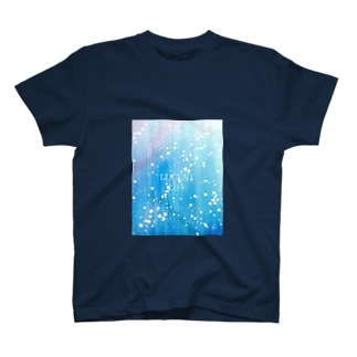 LUCENT LIFE 水 / Water T-shirts