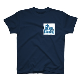 BookCupロゴ3 T-shirts