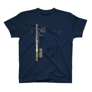 WTBと電柱(高崎エリア) T-shirts
