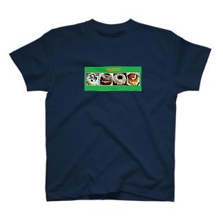 手作りケーキシリーズ T-shirts