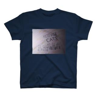 レザボアキャッツ T-shirts