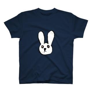 宇宙ミル兎 T-shirts