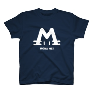 MONAMI猫 T-shirts