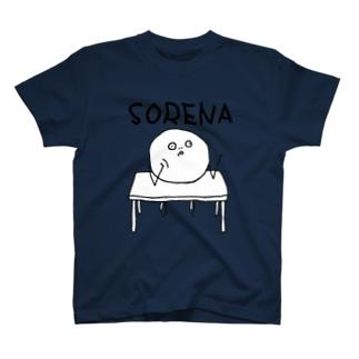 ビーンズさんの''SORENA''グッズ T-shirts