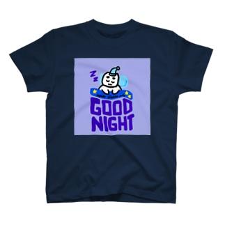 おやすみぽこにゃん T-Shirt