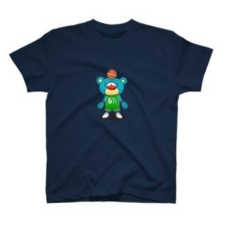 バスケベア T-shirts