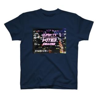 JQKM-TV クロージング T-shirts