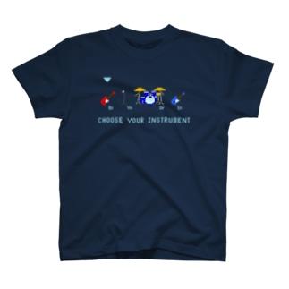 セレクト画面 T-shirts