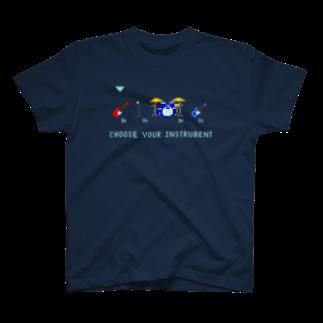 decoppaのセレクト画面 T-shirts