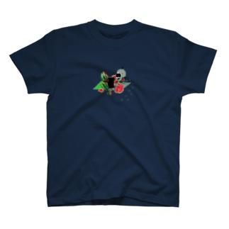 ペンギンの「スイカ」割り2 T-Shirt