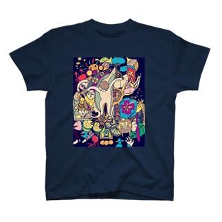 ヴェルフリモード2 T-shirts