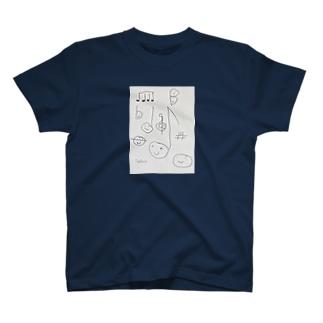 おんぷちゃん♪ T-shirts