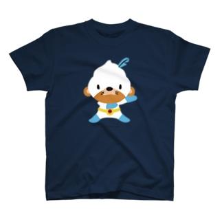 カワマジー変身(正面) T-shirts