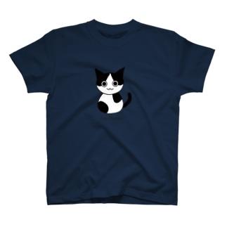 はちわれ(スタンダード) T-Shirt
