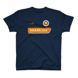 サッカー紺 T-shirts