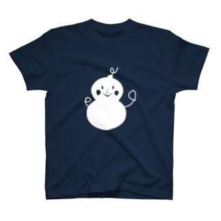 ふくちゃん(白) T-shirts