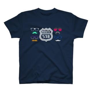 ROUTE538#2 T-Shirt