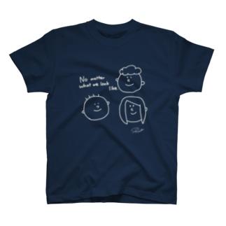 みんな違ってみんないい T-shirts