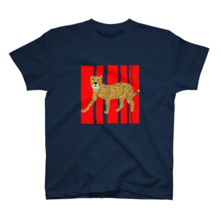 チーター T-shirts