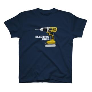 ドリル T-shirts