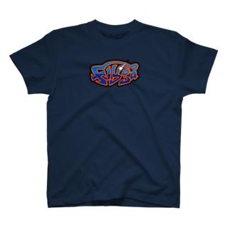 Flygaロゴ T-shirts