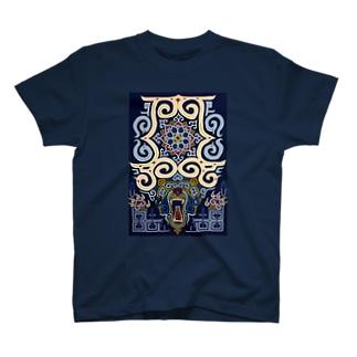 キムンカムイ/アイヌ T-shirts