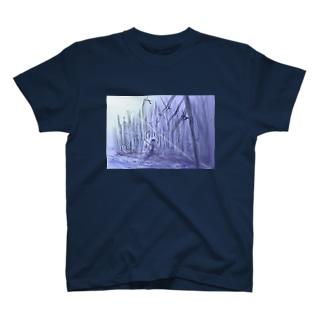 釣りかっぱ T-shirts