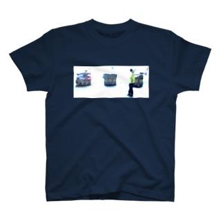 夜のドラッグストア_小 T-shirts