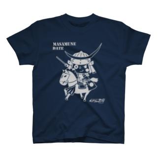 チョイコレ武将(伊達政宗) T-shirts