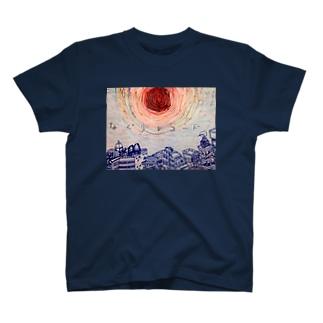 なぐりレコードティー T-shirts