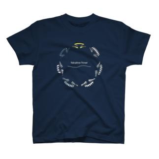 ウミヘビ リース T-Shirt