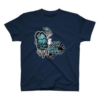 SeC_Not Earthling. T-shirts